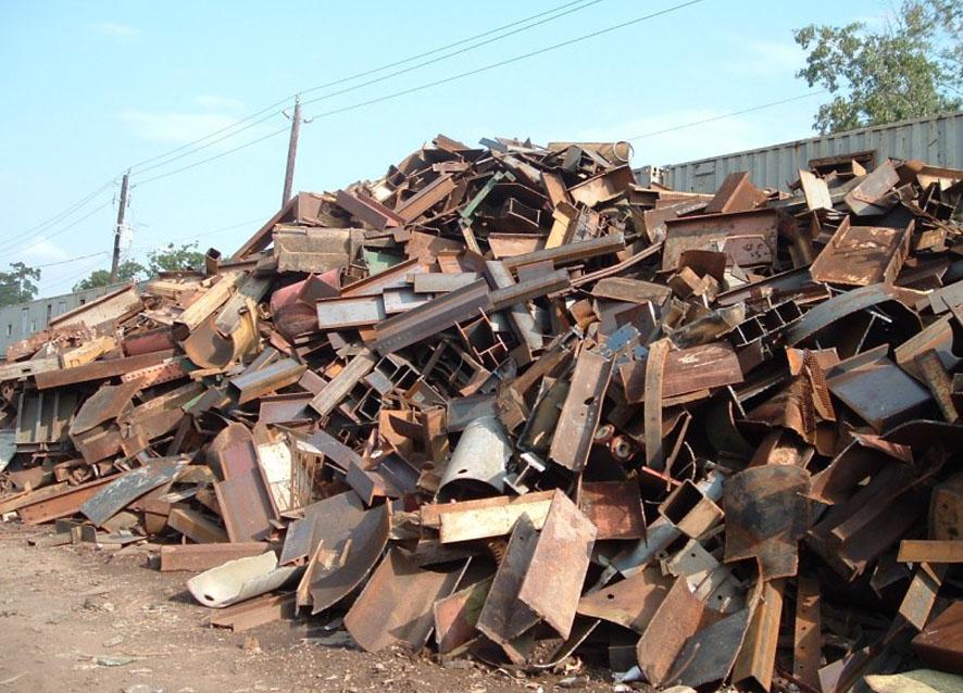 Особенности хранения металлолома