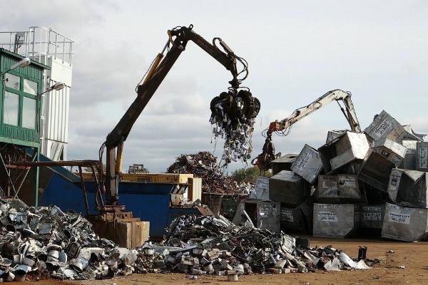 В Казахстане скоро построят завод по переработке металлолома