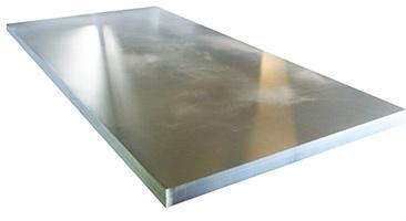 Где применяется листовая нержавеющая сталь?