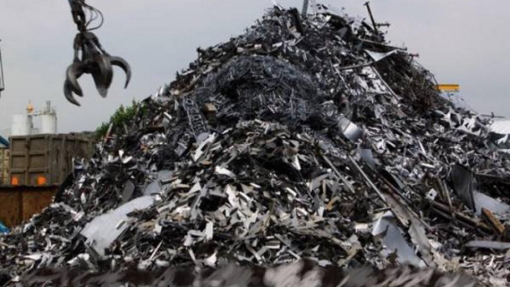 Переработка лома черных металлов