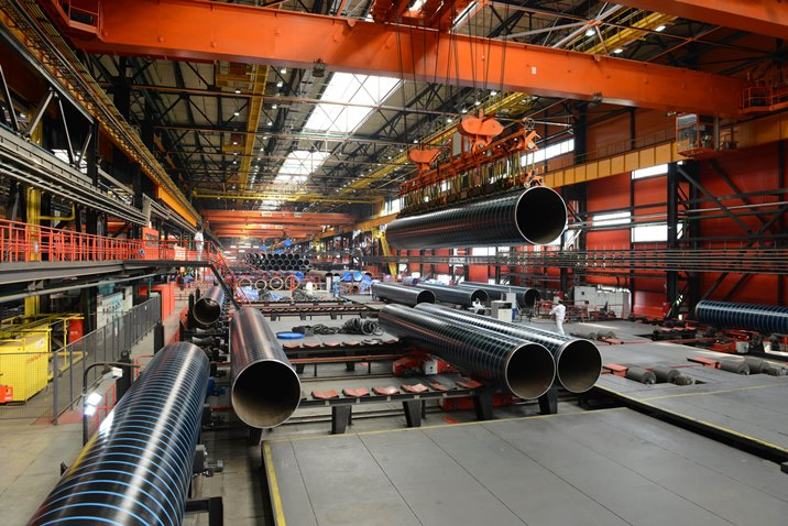 Россия входит в ТОП-5 производителей стали в мире