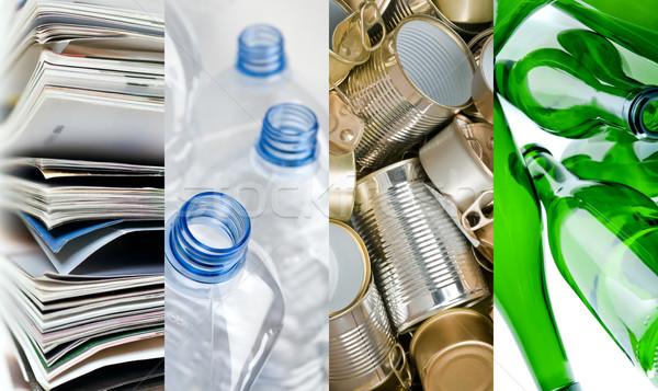 Раздельный сбор мусора помогает в утилизации металлолома
